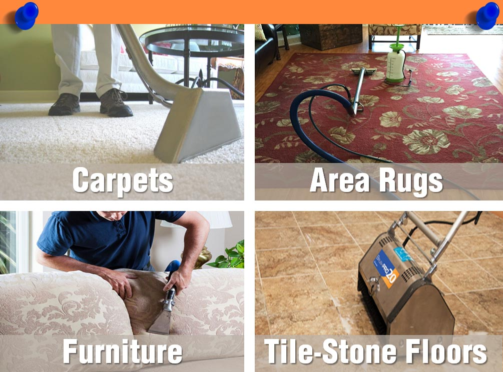Carpet Cleaning, Furniture Cleaning, Upholstery cleaning, Floor Cleaning, Rug Cleaning